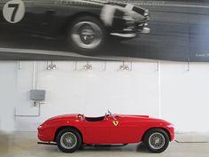 Classic Throttle Shop - 1951 Ferrari 212 Barchetta
