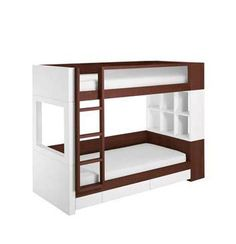 Great bunk bed with storage