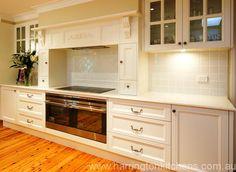 French Provincial Kitchen - Galleries - Harrington Kitchens Pty Ltd