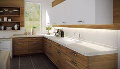 KOBER® La nueva generación de cubiertas para cocina