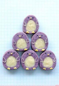 Penguin cookies :)