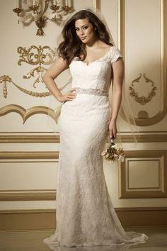 Vestidos de novia para mujeres gorditas 2016: luce tus curvas con mucho estilo Image: 4