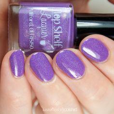 Lavender Margarita, Top Shelf Lacquer