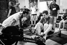 100K rowing for a cause - A Crossfit Life - Your personal photographic stories about the sport of fitness. Stories about perseverance, hard work, deep commitment and fun. Achieving personal goals together through beautiful images by Photographer Guillaume Groen.