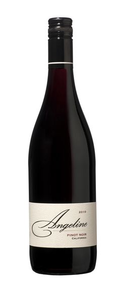 Delicious Pinot Noir.
