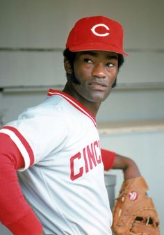 George Foster, Cincinnati Reds , he was a real nice guy when u got to know him .