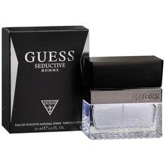 I'm learning all about Guess Seductive Eau de Toilette for Men, 1 fl oz at @Influenster! @GUESS