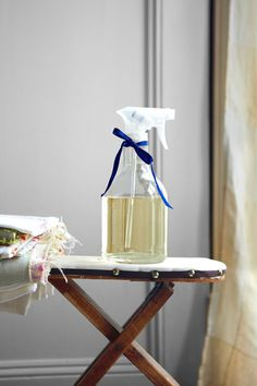 Lavender-Scented Linen Spray  - CountryLiving.com