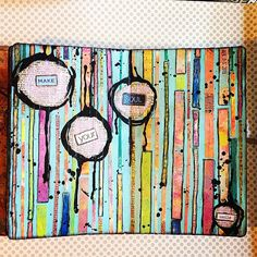 instagram.com/jennzich1012  Instagram media by jennzich1012 - Trying to use up some of my Gelli Print scraps  made with: #artsupplies #dylusionsjournal #gelliprint #gelliplate #acrylicpaint #booktext #vintagepapers #indiaink #magazineart  #art #artdaily #artist #artjournal #artwork #createeverday #creativejournal #collage #instaart #mixedmedia #mixedmediaart #mixedmediaartist #mixedmediajournal #myart  #onmydesk #picoftheday  #mixedmediaartjournal