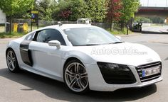2013 Audi R8 Revealed Without Camo in Spy Photos