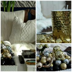 Blogger Stylin' Home Tour || Bliss at Home Holiday Tour | B @ H