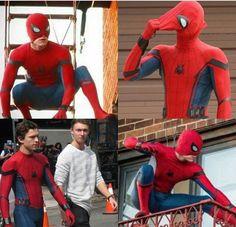 I wish I was spiderman