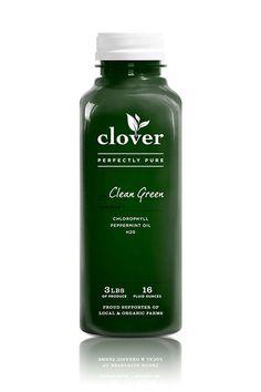 Clover Juice - The Goods   Clover Juice