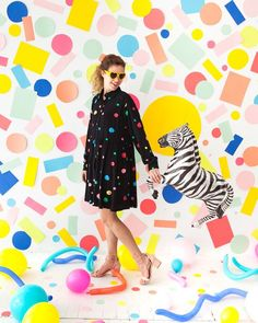 Confetti Backdrop DIY | Oh Happy Day!