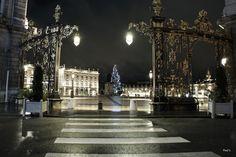 Bonjour Nancy ! Tous les jours à 10 h une nouvelle photo de la ville de Nancy - Ville de Nancy - Place Stanislas à contre-saison