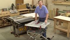 Five Tips for Job Site Table Saw Safety