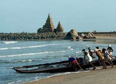 Mahabalipuram Travel & Tourism Guide – Get Info On Mahabalipuram City Attractions, Restaurants, Map & Weather South India Tour, Marina Beach, India Travel Guide, Travel And Tourism, Incredible India, Dream Vacations, Places To Visit, Beaches, Pastel Artwork