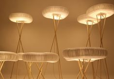 Molo Design Cloud Floor +Table Softlight