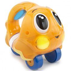 Lil' Ocean Explorers� Push 'n Glow Fish� - Orange for $9.99 #littletikes