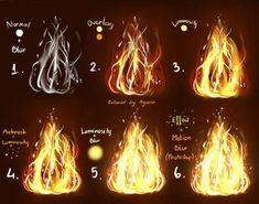 Kunstideen Fire tutorial by Art Tutorial Art tutorial fire Fire Kunstideen PhotoshopTutorialSketch Tutorial Digital Art Tutorial, Digital Painting Tutorials, Art Tutorials, Concept Art Tutorial, Drawing Techniques, Drawing Tips, Fire Drawing, Drawing Tablet, Coloring Tutorial