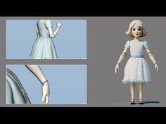 Animating China Girl by Sony ImageworksComputer Graphics & Digital Art Community for Artist: Job, Tutorial, Art, Concept Art, Portfolio