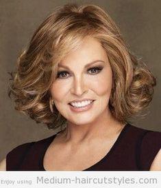 ... for Women Over 50 | Easy Medium Length Hairstyles for Women Over 50