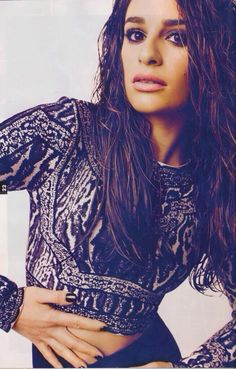 Lea Michele (Born: August 29, 1986 - New York City, NY, USA)