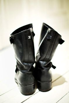#boots #chanel