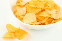 Receita Saudável de Chip de batata doce light | Jornal Online Terceira Via