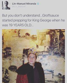 no. he was born prepped