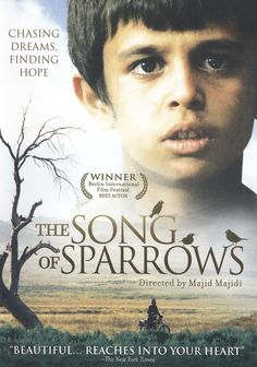 gonjeshk-ha (The Song of Sparrows) A heartfelt, affecting parable, The Song of Sparrows is another gem from Iranian director Majid Majidi.A heartfelt, affecting parable, The Song of Sparrows is another gem from Iranian director Majid Majidi. Cinema Film, Film Movie, Cinema Movies, Iranian Film, Film Trailer, Olivia De Havilland, Period Movies, Chasing Dreams, Home Movies