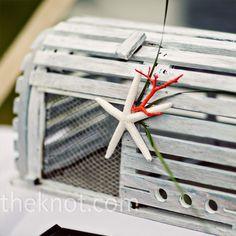 Lobster Trap Card Box