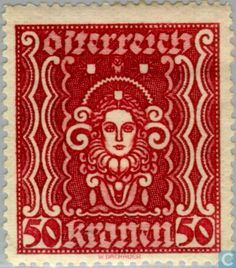 Stamps - Austria - Female Performance