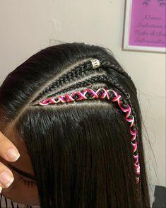 Flower Aesthetic, Little Girl Hairstyles, Dream Hair, How To Make Hair, Cornrows, White Girls, Box Braids, Hair Goals, Hair And Nails