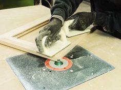 Notre menuiserie #forge #design #wood #bois #acier #steel #atelier #workshop #hand #made