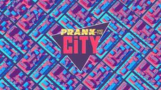 """I had the pleasure to create this opening for MTV's program called """" Prank and the city """" It was really funny , I created a colorful graphic world , using a mix of 3d and 2d languages with some 2d cel animation vfx.  I based the opening on the 2 parts of the title , prank and city , working on the representation of some pranks and of hidden cameras as if are always looking for catch funny moments I used a pop language in order to follow the mood of MTV"""