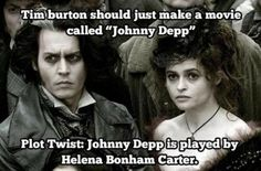 Tim Burton Movies - Meme Picture