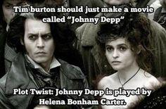 Tim Burton Movies - Meme Picture