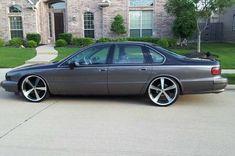 96 Chevy Impala  #windscreen #windscreens #winddeflector http://www.windblox.com/
