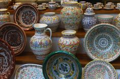 Spanish Ceramics in Seville 2012