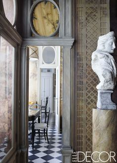 House Tour: A Once-Crumbling Milan Apartment Gets A Maximalist Makeover - ELLEDecor.com