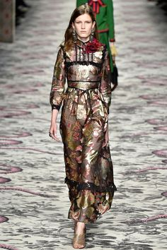 Gucci - MFW Spring 2016 Ready To Wear