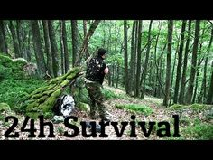 Fatwood Hand Drill for Yooper Survival - YouTube