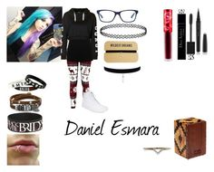 """Daniel Esmara"" by hood96-exe ❤ liked on Polyvore featuring Vogue, M&Co, Topshop, Vans, Marc Jacobs, Lime Crime, Christian Dior, BillyTheTree and Diamonds Unleashed"