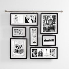 we use this to put all of our favorite wedding photos in, there were too many to have just one or two framed!