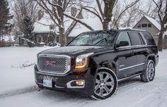 SUV Review: 2015 GMC YukonDenali | Credit: Jim Leggett