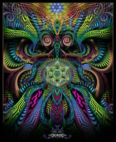 22 Best Dmt Art Images Psychedelic Abstract Fractal Art