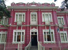 Museu de Arte Contemporânea  - Curitiba - Paraná - Brasil