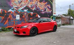 Scion tC Special Edition RS 8.0 - includes Five Axis Designed Body Kit, TRD lowering springs and exhaust