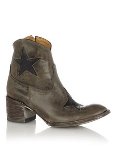 Mexicana Western boot Mercedeh Star